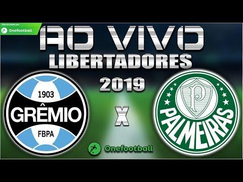 Grêmio 0x1 Palmeiras | Libertadores 2019 | Quartas de final | Narração