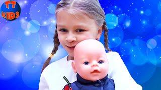 ВЛОГ Шопинг Ярославы с Беби Боном в Магазине Игрушек Видео для детей