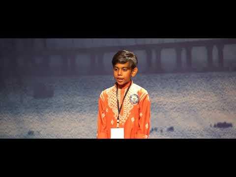 Tabla Maestro - Born with a sense of rhythm.  | Truptraj Pandya | TEDxBandra