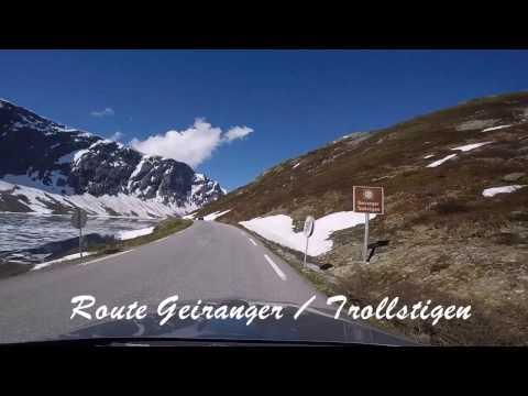 Mooiste routes door Noorwegen - Regio Nordfjord/Aurland