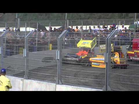 Last Bender, Gary Gastell in the final on raceway venray World Cup 2011 .MTS