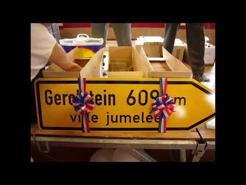 Gerolstein - Digoin 30  Jahre in 30 Minuten Städtepartnerschaft