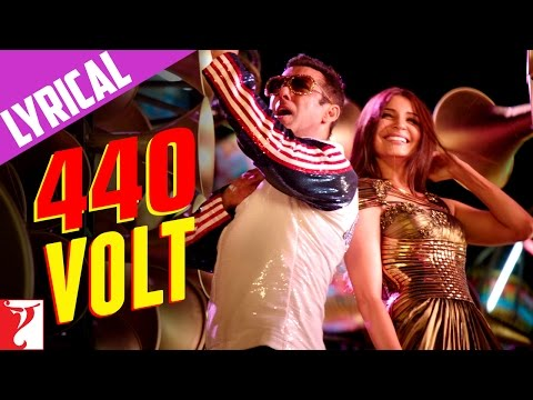 Lyrical: 440 Volt Song with Lyrics   Sultan   Salman Khan   Anushka Sharma   Irshad Kamil
