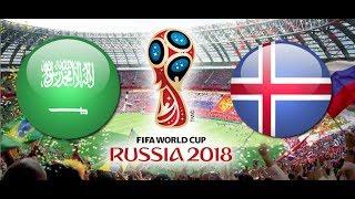 MECZ O 3 MIEJSCE TURNIEJ PANINI FIFA WORLD CUP RUSSIA 2018 ARABIA SAUDYJSKA - ISLANDIA