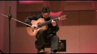 Mir Ali at the Miami International Guitar Festival