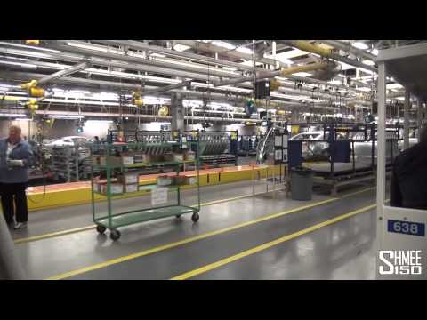 2015 Tour of the Ford Mustang Factory | Flat Rock Plant, Detroit
