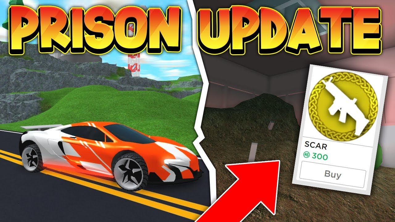 Getting The New 3 Million Fastest Car Fury Roblox Mad City New - New Fury Sniper Scar Prison Update More Roblox Mad City