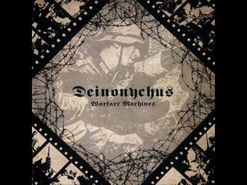 Deinonychus - Manoeuvre East