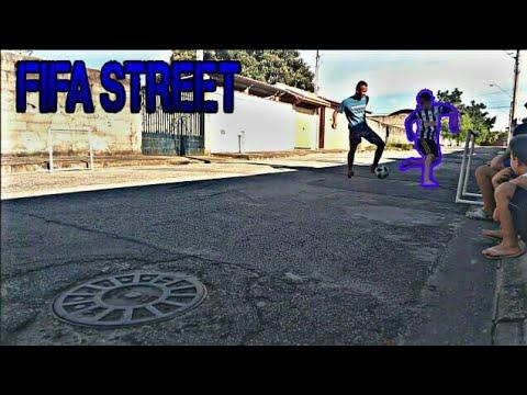 Fifa Street 2019 HD • Dribles Humilhantes no Futebol de Rua • AMAZING SKILLS