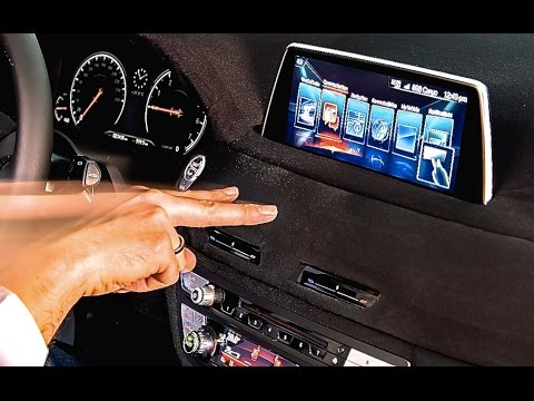 Bmw 7 Series 2016 Hand Gesture Controls Are Cool