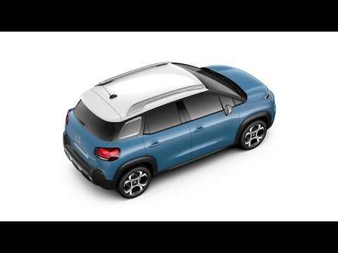 SUV Compact Citroën C3 Aircross : offre de personnalisation étendue