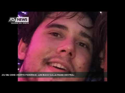 23/08/2019 | MORTE FEDERICO: «UN BUCO SULLA MANO ...