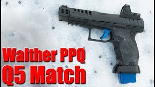 PPQ Q5 Match Accessories & 2000 Round Update