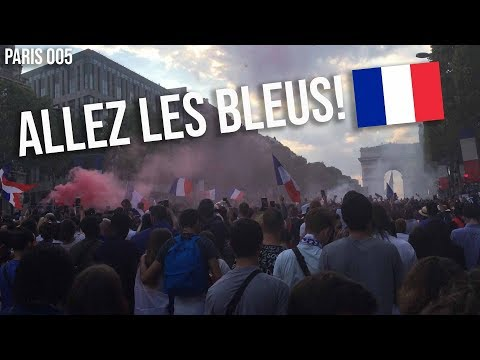 that one time in Paris when France won the World Cup (*reupload*)