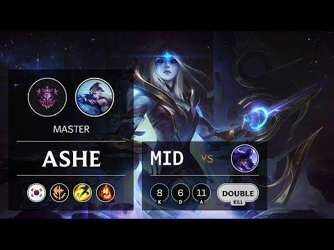 Ashe Mid vs