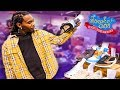 Sneaker Shopping With Offset At SNEAKER CON LA Anaheim