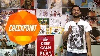Checkpoint (06/01/14) - Jogo infinito, Microsoft elogiando Sony e Nintendo e tretas na EA