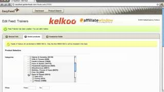 Kelkoo Partner Product Feed