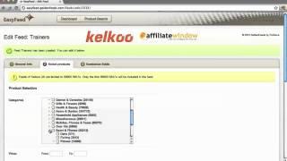 Kelkoo Partner Product Feed