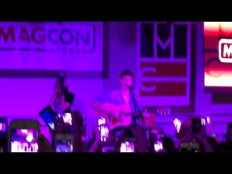 Shawn Mendes - Skyscraper Magcon NJ 4/12/14