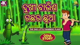 ଦୁଖୀ ବାଉଁଶ ଗଛର ଛୁଆ - The Sad Little Bamboo Plant | Odia Story for Children | Fairy Tales in Odia