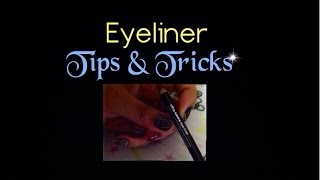 Eyeliner Tips & Tricks Thumbnail
