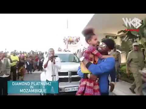 How diamond was received in Mozambique (part 1)