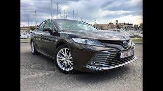 Essai – Toyota Camry 2019 : La Plus Pro Des Hybrides