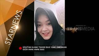 Download Video Kejutan Ulang Tahun Sule Dari Anak-Anaknya MP3 3GP MP4