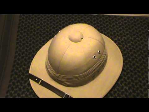 Pith Helmet Review and Prepping Head Wear Topics