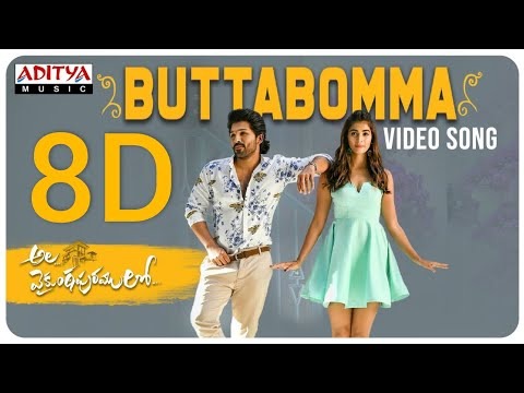   -botta-bomma-8d-audio-song-  -ala-vaikunthapurramuloo-movie-songs-  