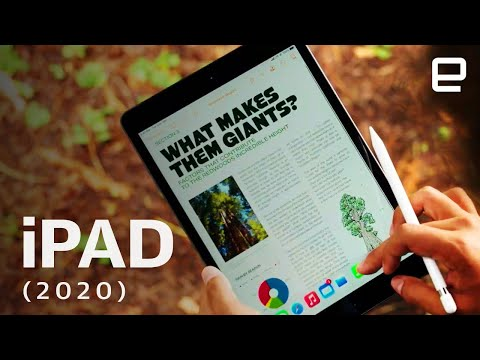 Apple September 2020 event: the iPad 8th gen in 3 minutes