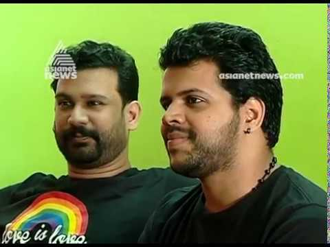 Meet Nikesh And Sonu , Kerala's First Openly Gay 'married 'couple