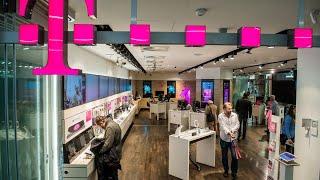 SoftBank Said to Halt Sprint, T-Mobile Merger Talks