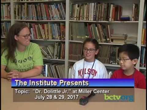 """Broadway Jr. presents """"Dr. Dolittle, Jr.""""  7-19-17"""
