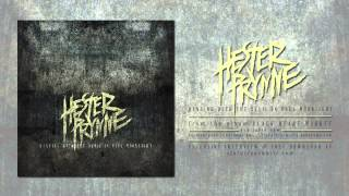 "Hester Prynne ""Dancing With The Devil In Pale Moonlight"""
