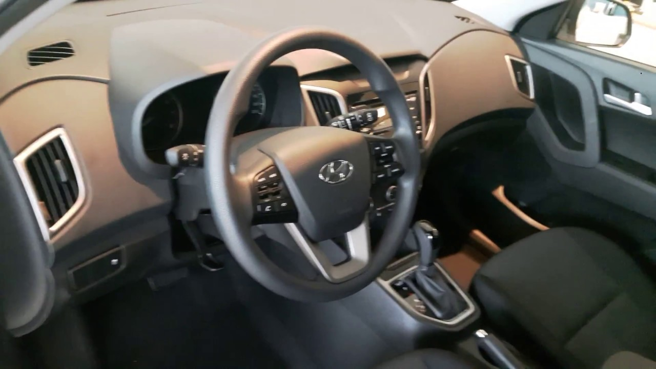 Hyundai Creta 1 6 Autom 225 Tico Pcd Attitude Youtube