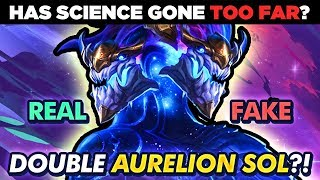 I PUT TWO ⭐⭐ AURELION SOL ON THE FIELD! HAS SCIENCE GONE TOO FAR?! | TFT | Teamfight Tactics