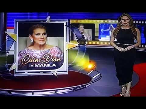Celine Dion live in Manila Concert 2018