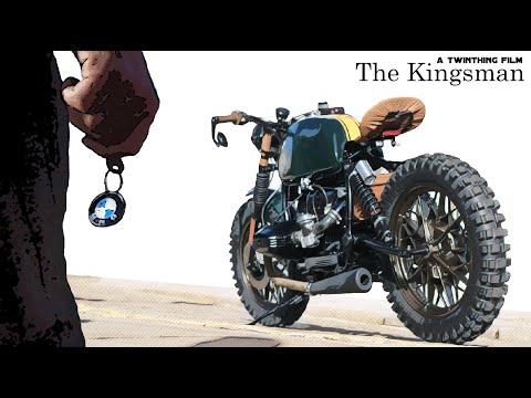 'THE KINGSMAN' Custom BMW R80 /R65 By TwinThing Custom Motorcycles