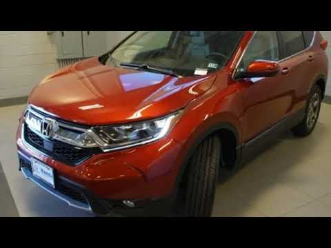 New 2019 Honda CR-V 1.5T Washington DC MD Chantilly, DC #HCKL001720 - SOLD