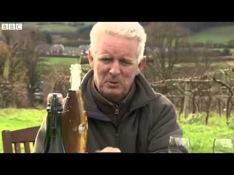 BBC News Welsh sparkling wine wins international prize