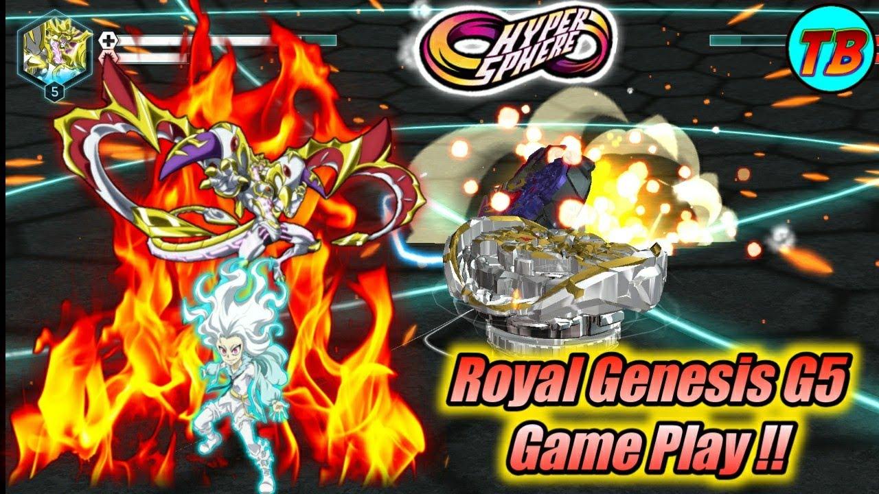 Royal Genesis