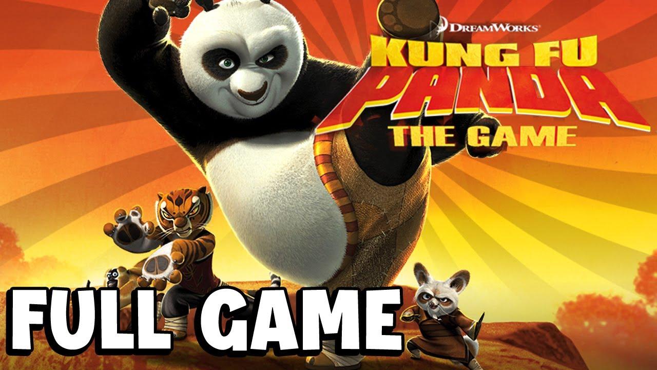 Download Kung Fu Panda【FULL GAME】walkthrough   Longplay