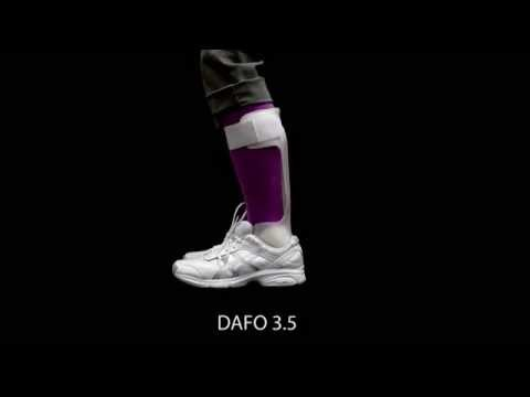 Brace movement | DAFO 3.5