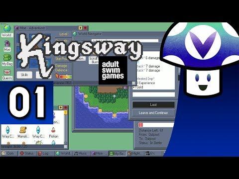 [Vinesauce] Vinny - Kingsway (part 1)