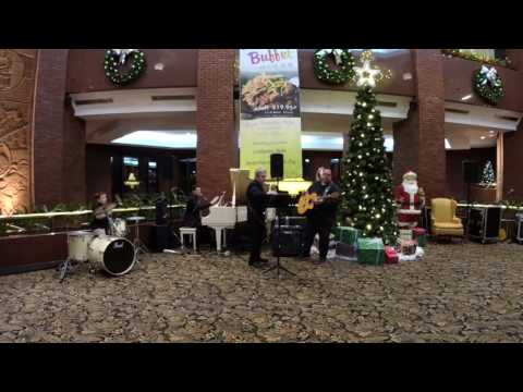Willy Williams Band at Dragon Hill Lodge December 15, 2016