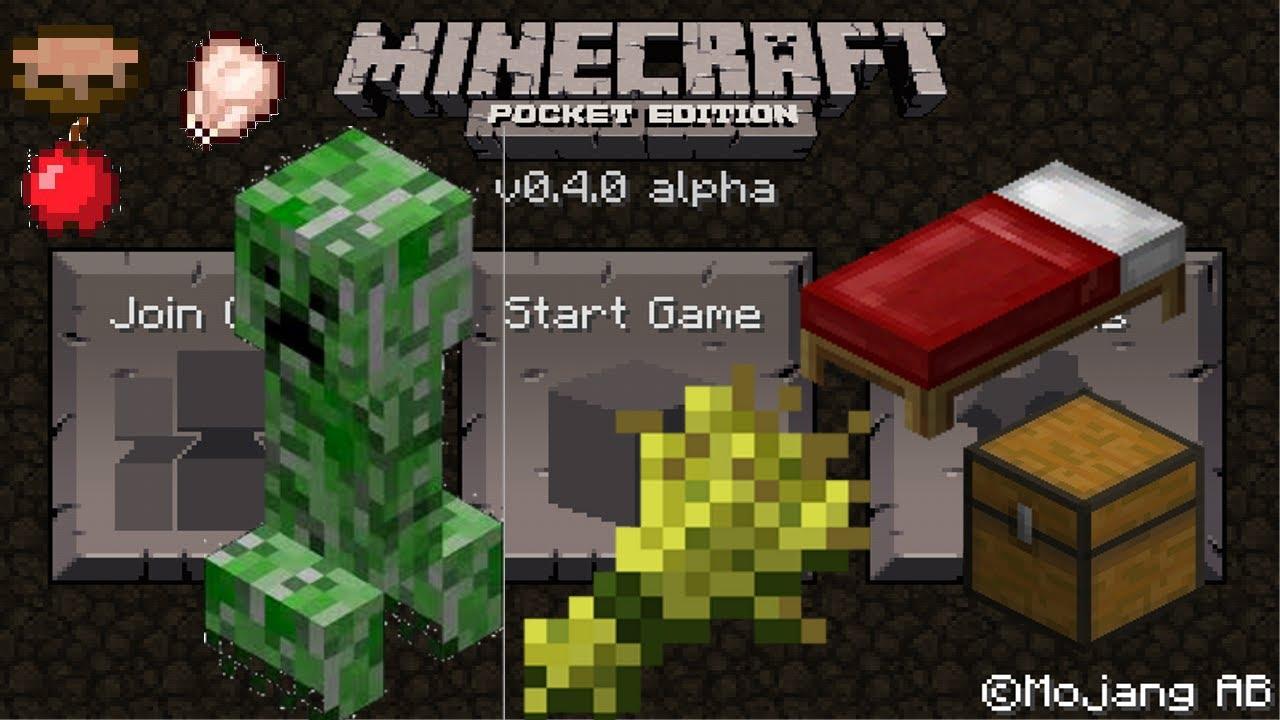 minecraft 0.4.0