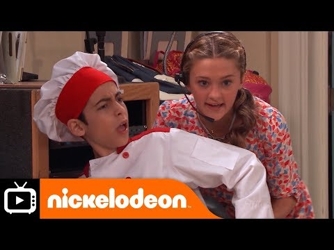 Nicky, Ricky, Dicky & Dawn | Dance-posel Fail | Nickelodeon UK