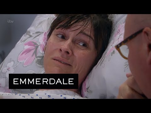 Emmerdale - Chas Gives Birth With Paddy at Her Side | PREVIEW